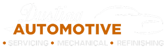 Dusting Automotive Logo